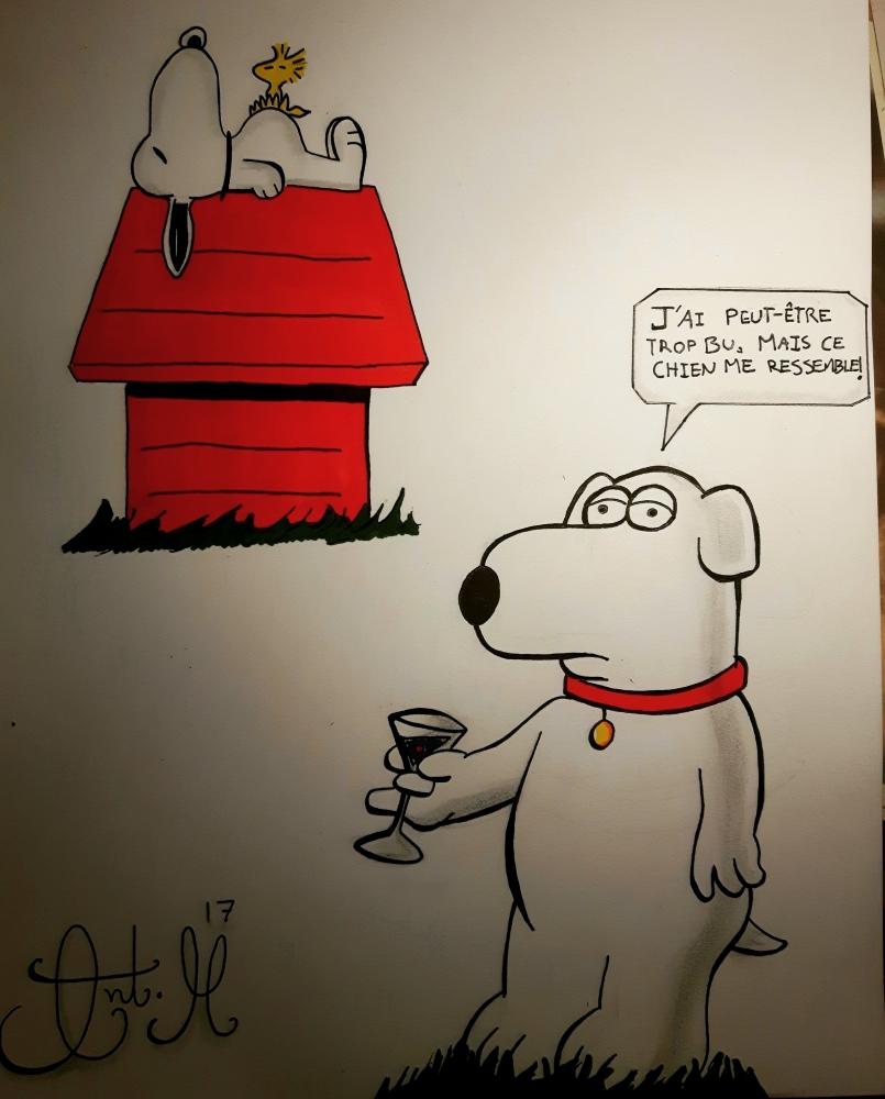 Snoopy par toni22